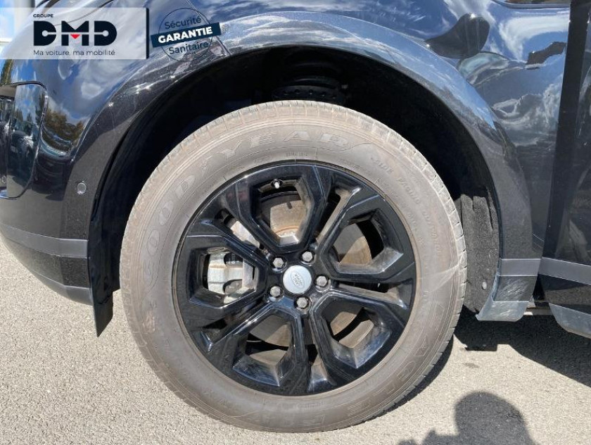 Land Rover Evoque 2.0 D 150ch S Awd Bva - Visuel #13