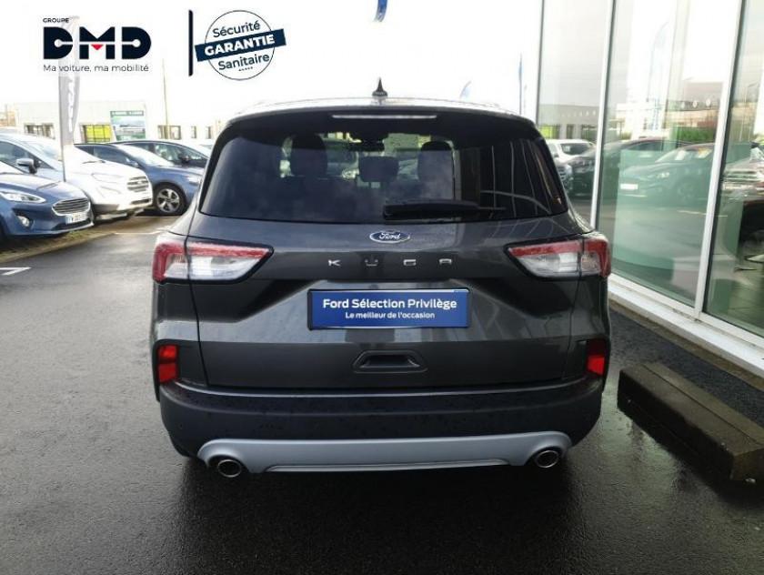 Ford Kuga 1.5 Ecoblue 120ch Titanium - Visuel #11