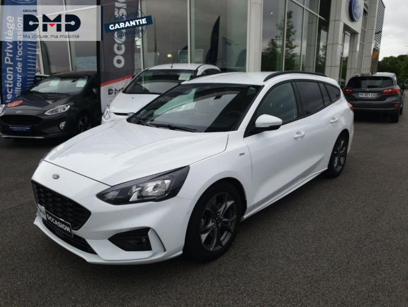 Ford Focus Sw 1.0 Ecoboost 125ch Mhev St-line Business - Visuel #15