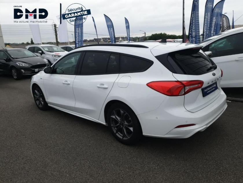 Ford Focus Sw 1.0 Ecoboost 125ch Mhev St-line Business - Visuel #3