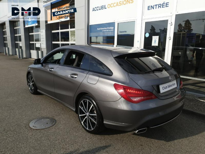 Mercedes-benz Cla Shooting Brake 220 D Sensation 7g-dct - Visuel #3