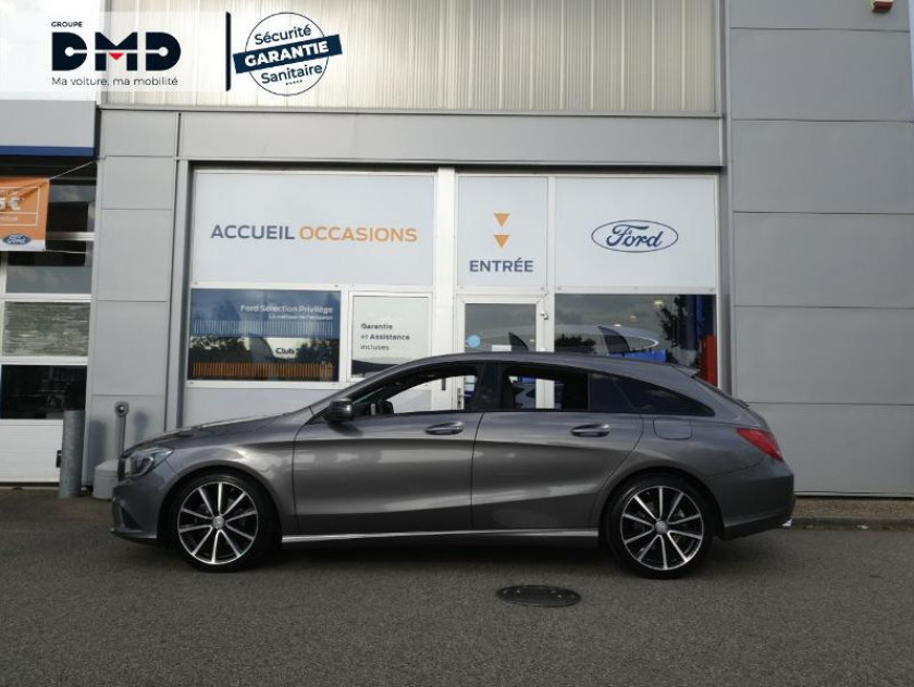 Mercedes-benz Cla Shooting Brake 220 D Sensation 7g-dct - Visuel #2