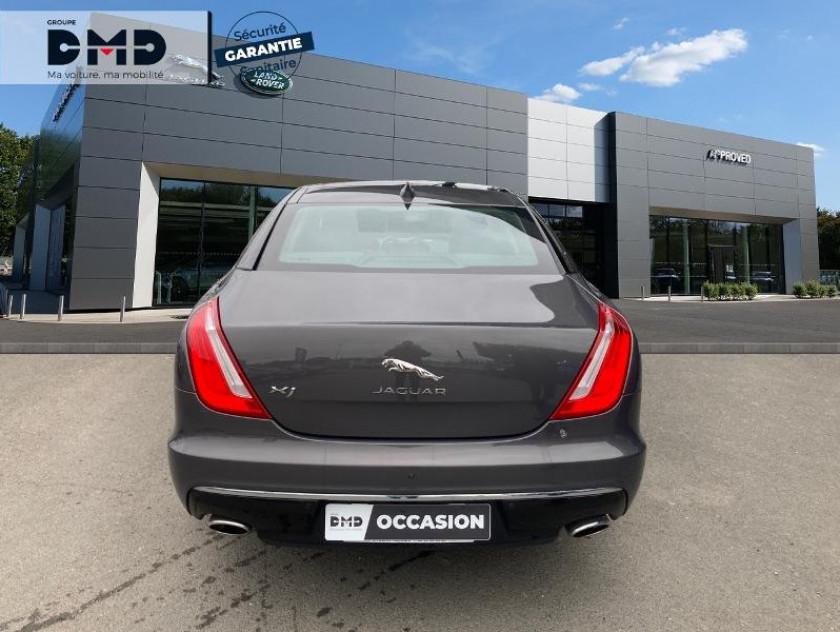 Jaguar Xj 3.0d V6 300ch Luxe Premium - Visuel #11