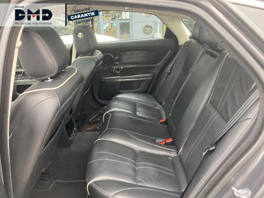 Jaguar Xj 3.0d V6 300ch Luxe Premium - Visuel #10