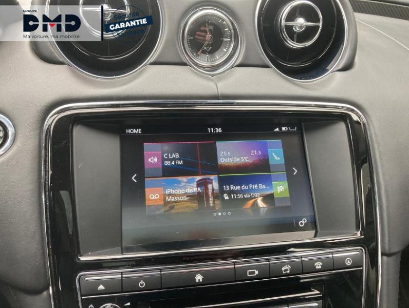 Jaguar Xj 3.0d V6 300ch Luxe Premium - Visuel #6