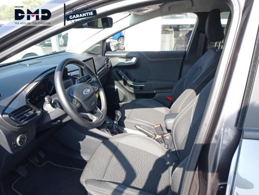 Ford Puma 1.5 Ecoblue 120ch Titanium - Visuel #9