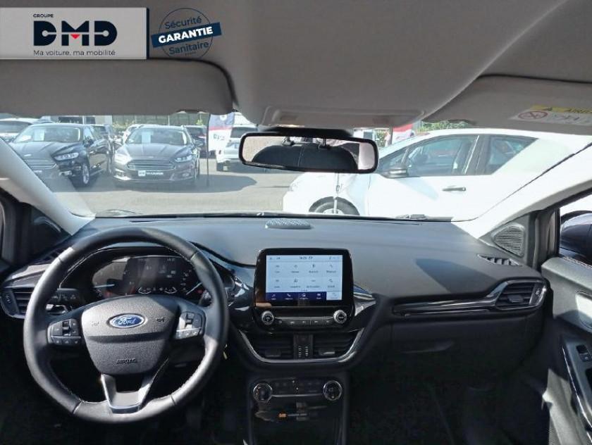 Ford Puma 1.5 Ecoblue 120ch Titanium - Visuel #5