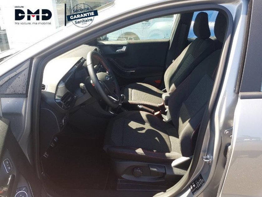 Ford Puma 1.0 Ecoboost 125ch Mhev St-line - Visuel #9