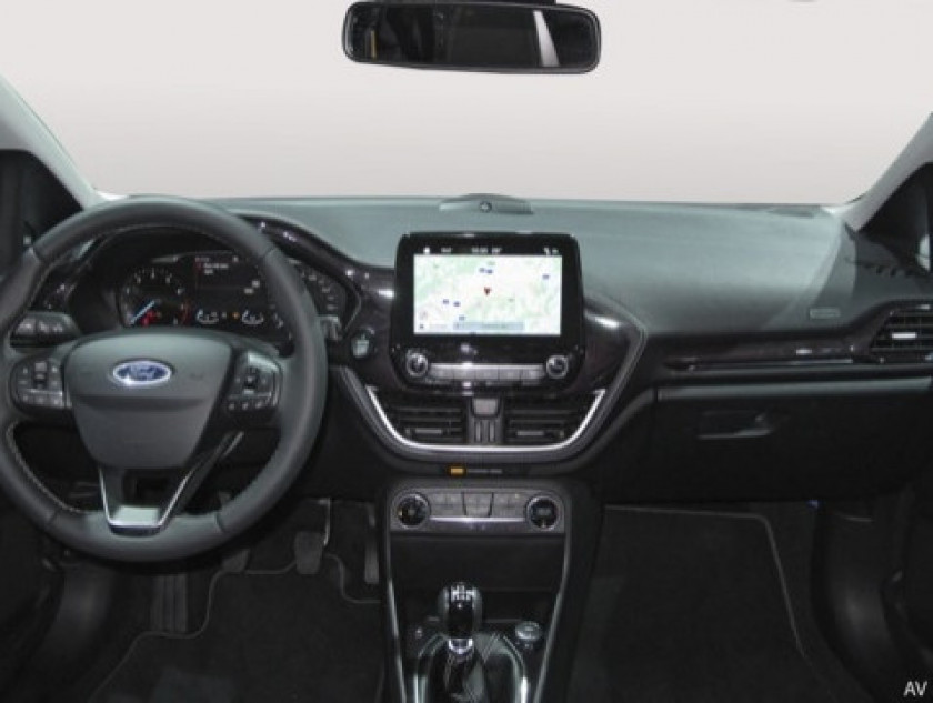 Ford Fiesta 1.5 Tdci 85ch Vignale 5p - Visuel #10