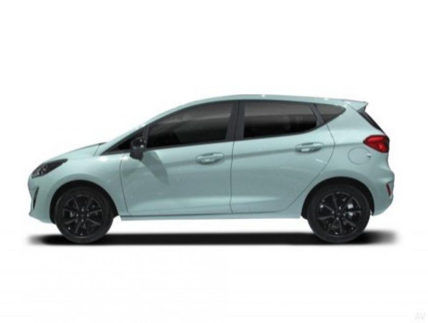 Ford Fiesta 1.5 Tdci 85ch Vignale 5p - Visuel #3