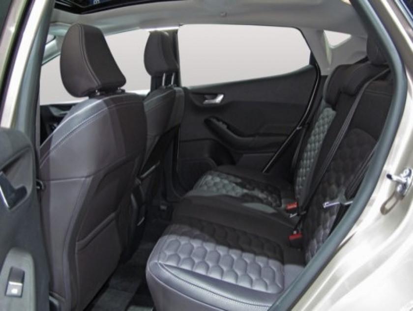 Ford Fiesta 1.5 Tdci 85ch Vignale 5p - Visuel #8