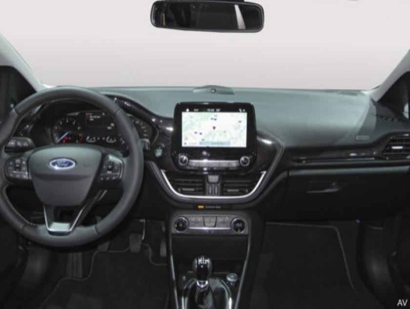 Ford Fiesta 1.5 Tdci 85ch Stop&start Vignale 5p Euro6.2 - Visuel #10