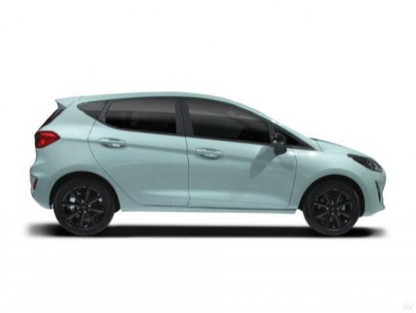 Ford Fiesta 1.5 Tdci 85ch Stop&start Vignale 5p Euro6.2 - Visuel #4