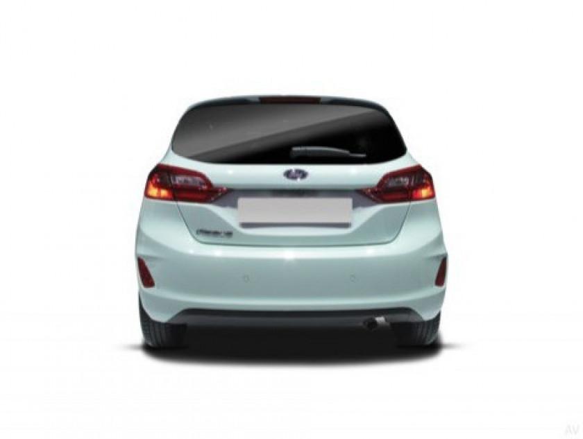 Ford Fiesta 1.5 Tdci 85ch Stop&start Vignale 5p Euro6.2 - Visuel #6