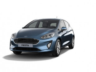Ford Fiesta 1.0 Ecoboost 125 Ch S&s Dct-7 Titanium 5p