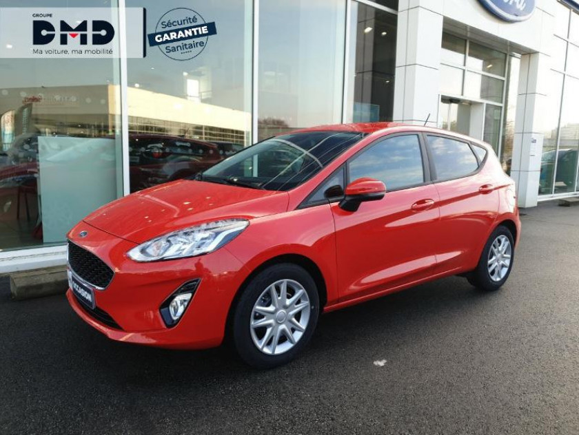 Ford Fiesta 1.1 75ch Cool & Connect 5p - Visuel #14