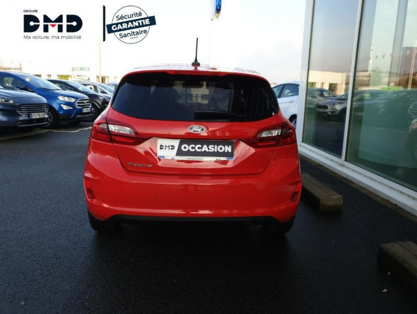 Ford Fiesta 1.1 75ch Cool & Connect 5p - Visuel #11