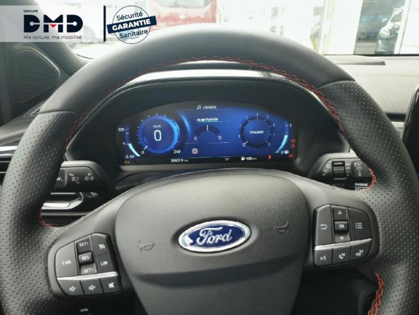 Ford Puma 1.0 Ecoboost 125ch Mhev St-line 6cv - Visuel #7
