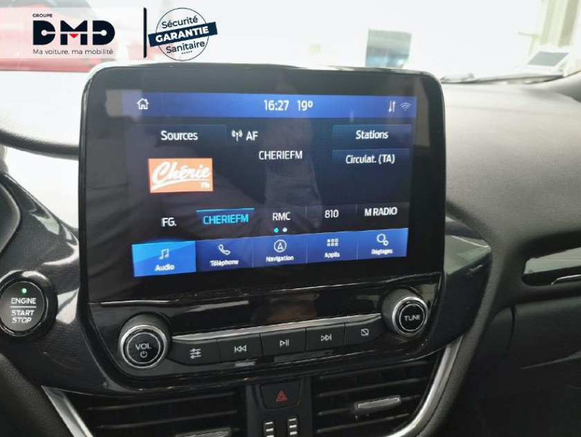 Ford Puma 1.0 Ecoboost 125ch Mhev St-line 6cv - Visuel #6