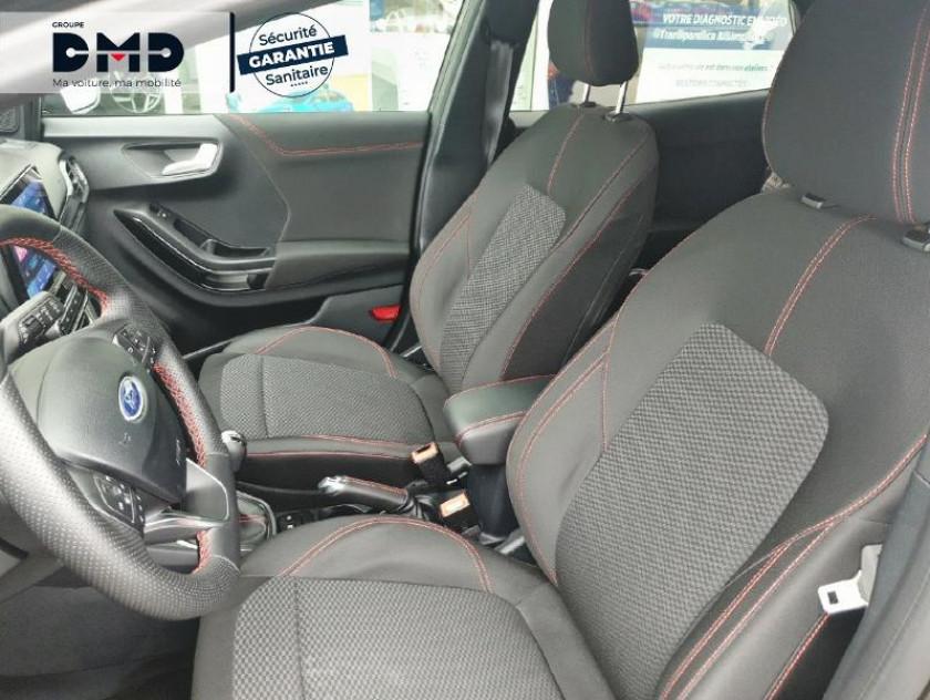 Ford Puma 1.0 Ecoboost 125ch Mhev St-line 6cv - Visuel #10