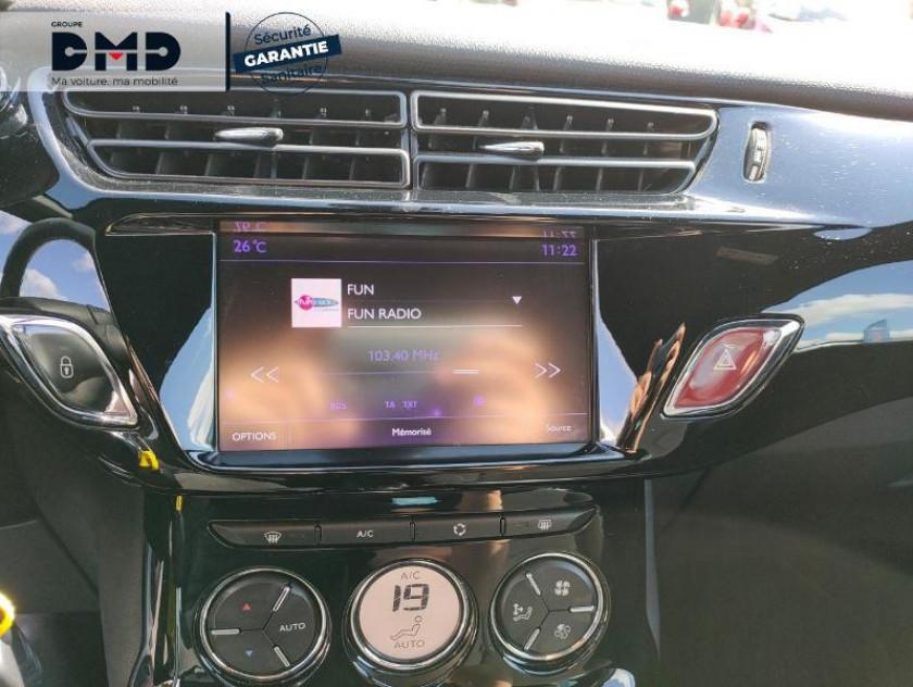 Citroen Ds3 Bluehdi 100ch Executive 79g - Visuel #6