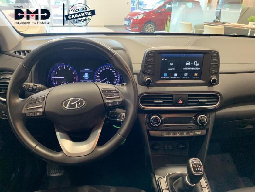 Hyundai Kona 1.0 T-gdi 120ch Intuitive - Visuel #5