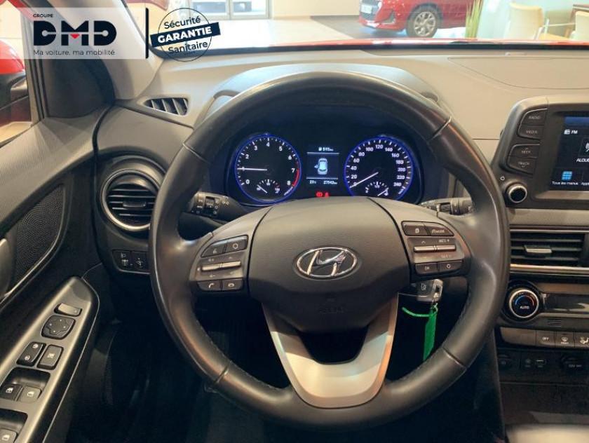 Hyundai Kona 1.0 T-gdi 120ch Intuitive - Visuel #7