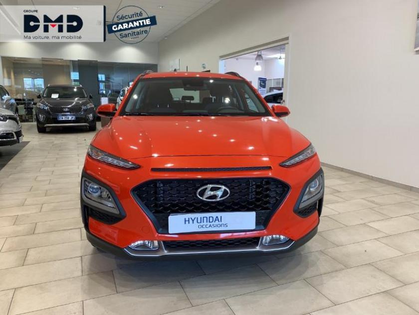 Hyundai Kona 1.0 T-gdi 120ch Intuitive - Visuel #4