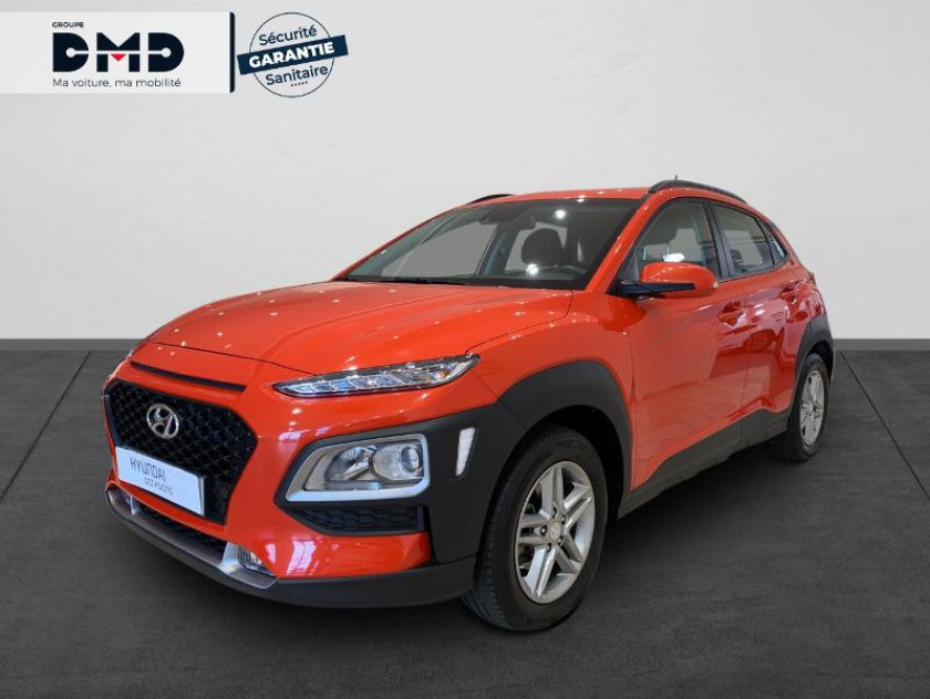 Hyundai Kona 1.0 T-gdi 120ch Intuitive - Visuel #1