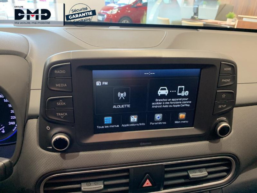 Hyundai Kona 1.0 T-gdi 120ch Intuitive - Visuel #6