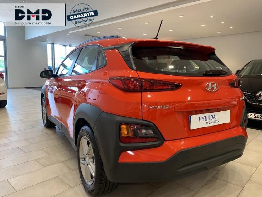 Hyundai Kona 1.0 T-gdi 120ch Intuitive - Visuel #3