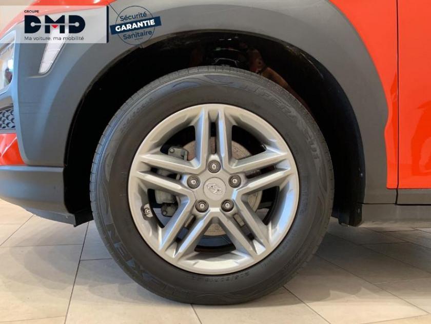 Hyundai Kona 1.0 T-gdi 120ch Intuitive - Visuel #13