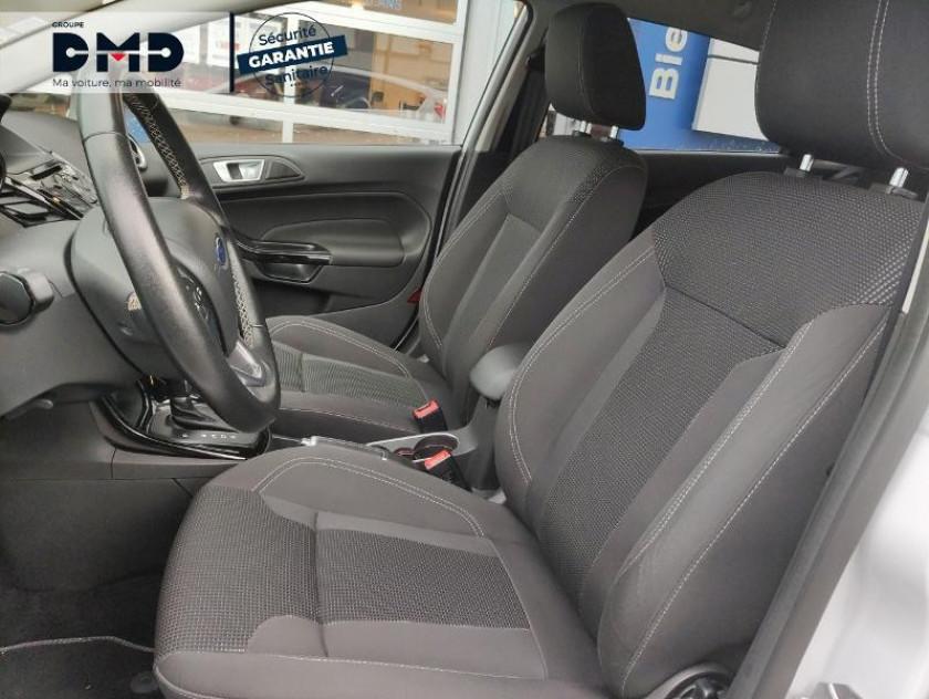 Ford Fiesta 1.0 Ecoboost 100ch Titanium Powershift 5p - Visuel #9