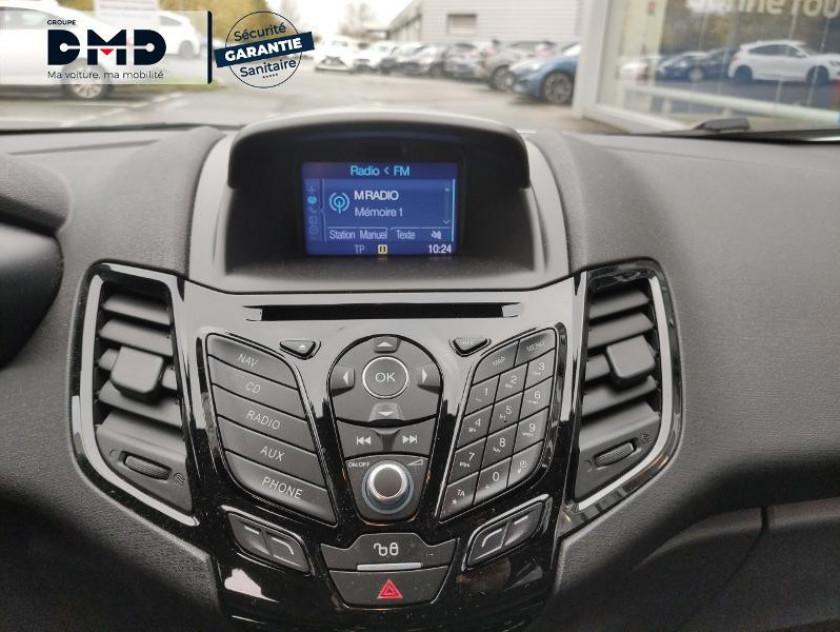 Ford Fiesta 1.0 Ecoboost 100ch Titanium Powershift 5p - Visuel #6