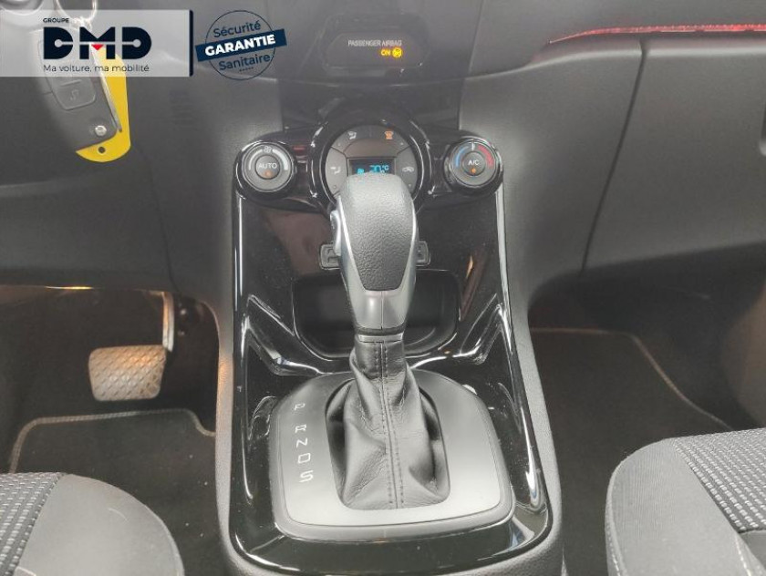Ford Fiesta 1.0 Ecoboost 100ch Titanium Powershift 5p - Visuel #8