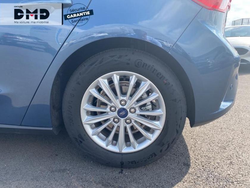 Ford Focus 1.0 Ecoboost 125 S&s Mhev Titanium X 5p - Visuel #13