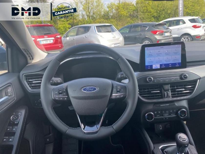 Ford Focus 1.0 Ecoboost 125 S&s Mhev Titanium X 5p - Visuel #7
