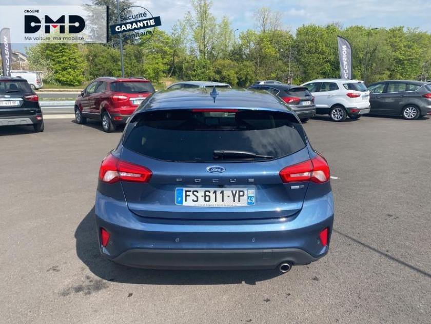 Ford Focus 1.0 Ecoboost 125 S&s Mhev Titanium X 5p - Visuel #11