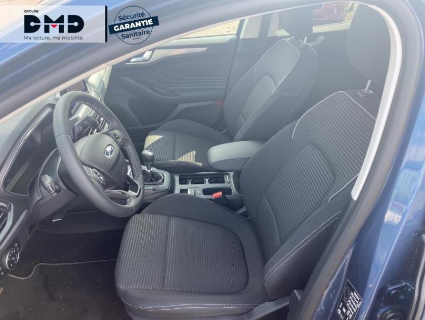 Ford Focus 1.0 Ecoboost 125 S&s Mhev Titanium X 5p - Visuel #9