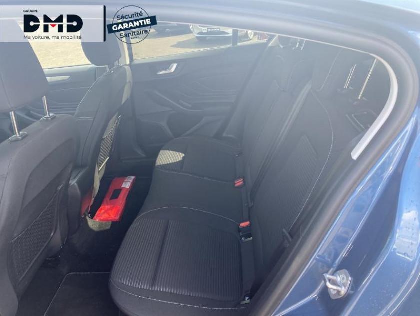 Ford Focus 1.0 Ecoboost 125 S&s Mhev Titanium X 5p - Visuel #10