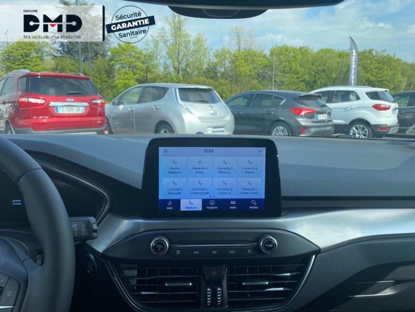 Ford Focus 1.0 Ecoboost 125 S&s Mhev Titanium X 5p - Visuel #6