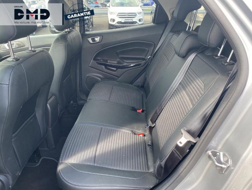 Ford Ecosport 1.0 Ecoboost 125ch S&s Bvm6 Titanium 5p - Visuel #10
