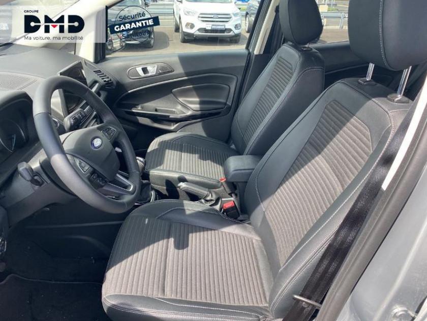 Ford Ecosport 1.0 Ecoboost 125ch S&s Bvm6 Titanium 5p - Visuel #9