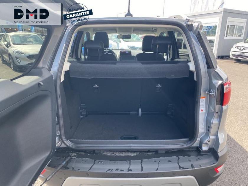 Ford Ecosport 1.0 Ecoboost 125ch S&s Bvm6 Titanium 5p - Visuel #12