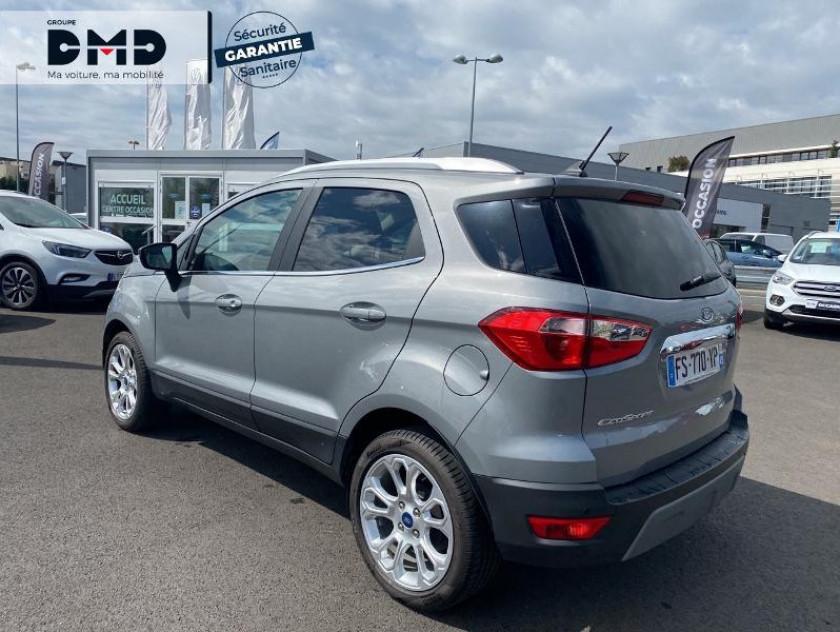 Ford Ecosport 1.0 Ecoboost 125ch S&s Bvm6 Titanium 5p - Visuel #3