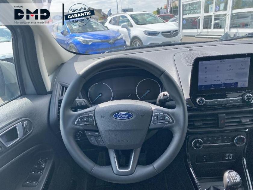 Ford Ecosport 1.0 Ecoboost 125ch S&s Bvm6 Titanium 5p - Visuel #7