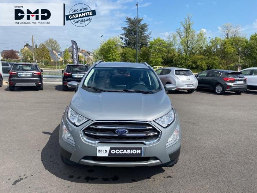 Ford Ecosport 1.0 Ecoboost 125ch S&s Bvm6 Titanium 5p - Visuel #4
