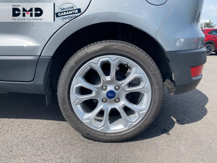 Ford Ecosport 1.0 Ecoboost 125ch S&s Bvm6 Titanium 5p - Visuel #13