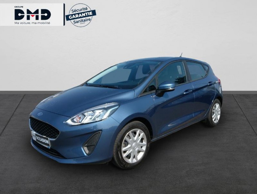 Ford Fiesta 1.0 Ecoboost 125ch Mhev Cool & Connect 5p - Visuel #1