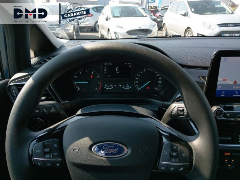 Ford Fiesta 1.0 Ecoboost 125ch Mhev Cool & Connect 5p - Visuel #7